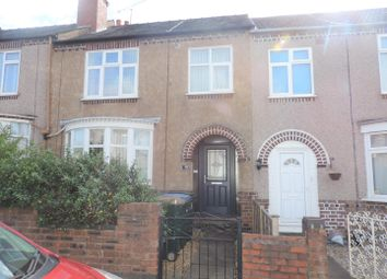 Thumbnail 3 bed terraced house to rent in Lavender Avenue, Coundon, Coventry