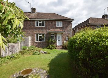 Thumbnail 3 bed semi-detached house for sale in Selborne, Alton, Hampshire