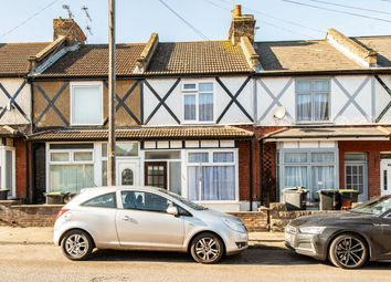 Thumbnail 3 bedroom terraced house for sale in Singlewell Road, Gravesend