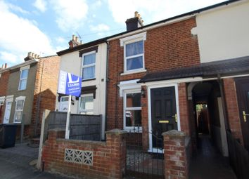 Thumbnail 2 bed terraced house to rent in Camden Road, Ipswich