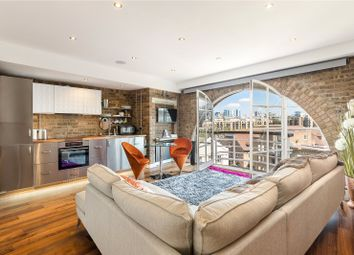 Thumbnail 1 bed flat for sale in Presidents Quay House, 72 St. Katharines Way, London