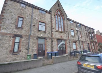 Thumbnail 2 bed flat for sale in Church Road, Harrington, Workington