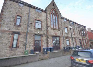 Thumbnail 2 bedroom flat for sale in Church Road, Harrington, Workington