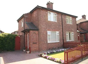 Thumbnail 2 bedroom semi-detached house to rent in Bolton Avenue, Warrington