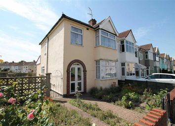 Thumbnail 3 bedroom end terrace house for sale in Station Road, Shirehampton, Bristol