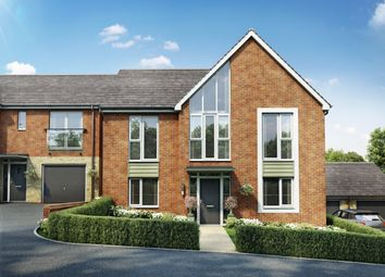 Thumbnail 4 bed detached house for sale in Off Derby Road, Chesterfield