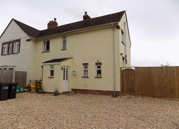 Thumbnail 3 bed semi-detached house to rent in Elms Close, Broadway, Ilminster