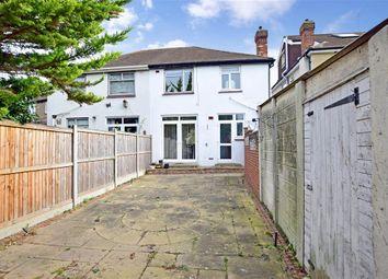Thumbnail 3 bed semi-detached house for sale in Tudor Close, Dartford, Kent