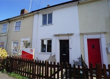 Thumbnail 2 bed terraced house to rent in Albert Street, Colchester, Essex.