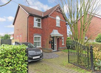 Thumbnail 4 bed detached house for sale in Kendricks Fold, Rainhill, Prescot
