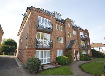 Thumbnail 2 bed flat for sale in Overton Road, Sutton, Surrey.