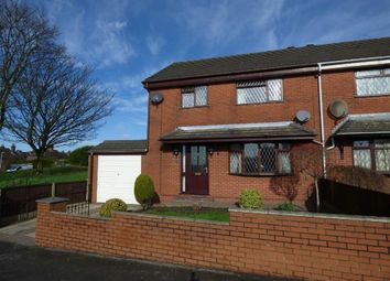 Thumbnail 3 bedroom semi-detached house for sale in Fenpark Road, Fenpark, Stoke-On-Trent