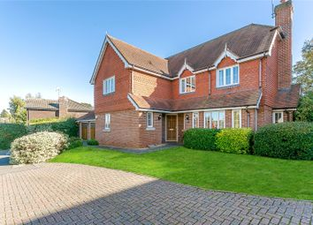 Thumbnail 5 bed detached house for sale in Goldfinch Gardens, Merrow, Guildford, Surrey