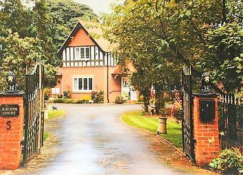 Thumbnail 4 bed detached house for sale in Rossett Green Lane, Harrogate