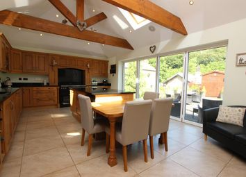 Thumbnail 4 bed detached house for sale in Yew Tree Lane, Bolton