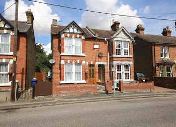 Thumbnail 3 bed semi-detached house for sale in Rectory Road, Stanford-Le-Hope