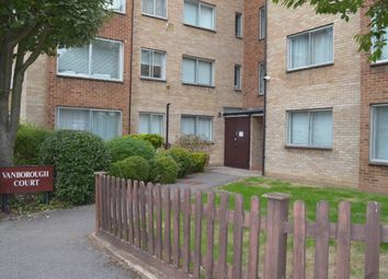 Thumbnail 2 bed flat to rent in Wellesley Road, Sutton