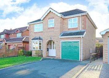 Thumbnail 4 bed detached house to rent in Acorn Ridge, Walton, Chesterfield