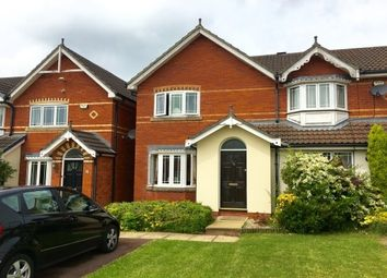 Thumbnail 3 bed detached house to rent in Alveston Drive, Wilmslow