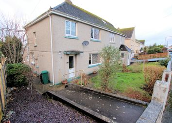 Thumbnail 3 bed semi-detached house for sale in Grenville Road, Falmouth