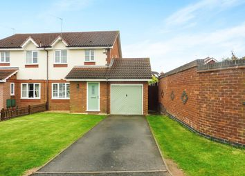 Thumbnail 3 bed semi-detached house for sale in Clarkson Gardens, Harley Whitefort, Worcester