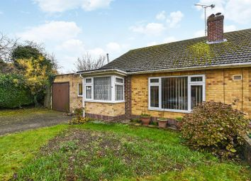Thumbnail 2 bed semi-detached bungalow for sale in Harrow Way, Andover