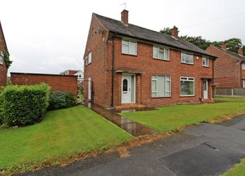 Thumbnail 3 bed semi-detached house for sale in Fieldhouse Close, Moortown, Leeds