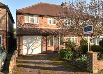 Thumbnail 4 bed semi-detached house for sale in Cedar Avenue, Ruislip, Middlesex