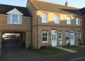 Thumbnail 2 bed terraced house to rent in Sycamore Close, Potton