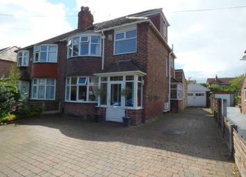 Thumbnail 4 bed semi-detached house for sale in Ashlands, Sale, Greater Manchester