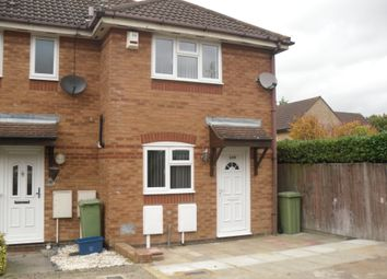 Thumbnail 2 bed end terrace house to rent in Underwood Place, Oldbrook, Milton Keynes