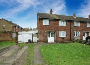 Thumbnail 3 bedroom semi-detached house for sale in Shakespeare Road, Burton-On-Trent
