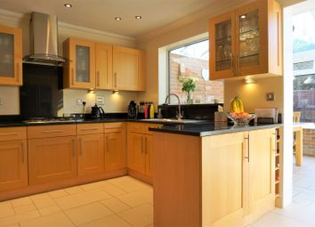 Thumbnail 3 bed end terrace house for sale in The Poplars, Littlehampton