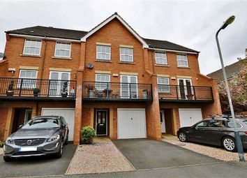 Thumbnail 3 bedroom town house for sale in Rambures Close, Heathcote, Warwick