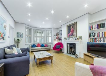 Thumbnail 2 bed flat for sale in Holland Road, London