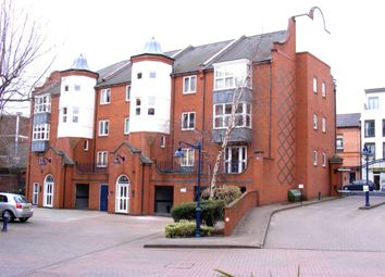 Thumbnail 3 bed flat to rent in Symphony Court, Sheepcote Street