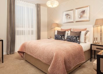 Thumbnail 1 bed flat for sale in Plot 231, West Park Gate, Acton Gardens, Bollo Lane, Acton, London