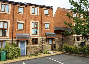 Thumbnail 4 bedroom end terrace house for sale in Greenlea Court, Huddersfield