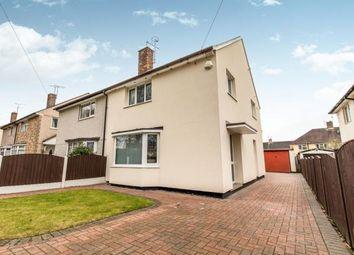 Thumbnail 3 bed semi-detached house for sale in Gardendale Avenue, Clifton, Nottingham, Nottinghamshire