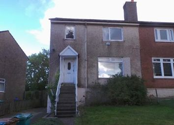 Thumbnail 2 bed semi-detached house for sale in Tay Street, Coatbridge