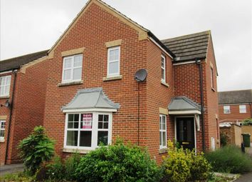 Thumbnail 3 bed detached house to rent in Woodcross Avenue, Scunthorpe