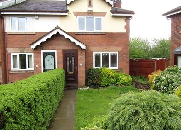 Thumbnail 2 bed terraced house to rent in Marleyer Close, New Moston, Manchester
