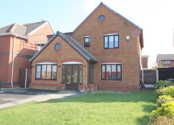 Thumbnail 5 bed detached house for sale in Alton Close, Hightown, Merseyside