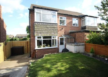 Thumbnail 3 bedroom semi-detached house to rent in Church Street, Woodlesford, Leeds