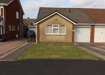Thumbnail 2 bed semi-detached bungalow for sale in Heathfield Crescent, Whitchurch, Bristol