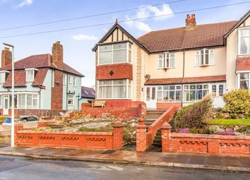 Thumbnail 5 bed semi-detached house for sale in Madison Avenue, Bispham, Blackpool