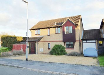 Thumbnail 4 bed detached house for sale in Vermuyden Way, Fen Drayton, Cambridge
