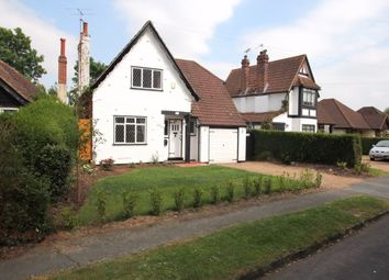 Thumbnail 4 bed detached house to rent in Syke Cluan, Richings Park, Buckinghamshire