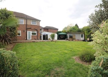 Thumbnail 3 bedroom semi-detached house for sale in Gibbs Close, Cheshunt, Waltham Cross, Hertfordshire