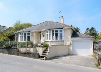 Thumbnail 3 bed detached bungalow for sale in Station Road, Horrabridge, Yelverton